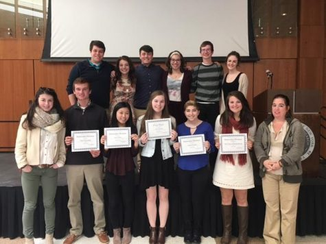 Congratulations to The Voice Editors, who won five awards at Western New York Media Day!