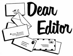 Letter from the Editor-in-Chief