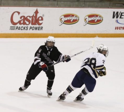 OP Fed Hockey Draws with Canisius