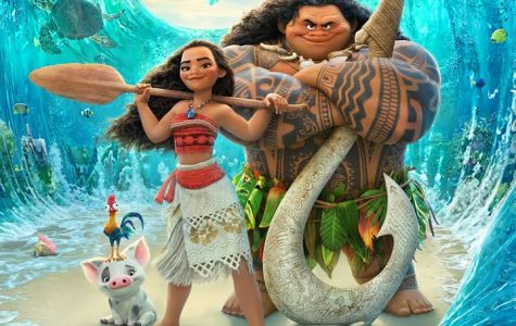 Moana-a great movie and not just for the kids