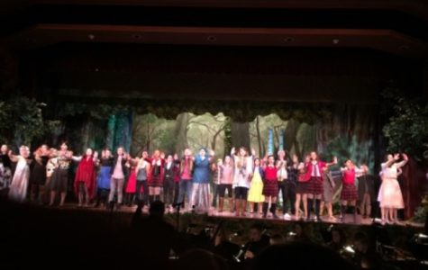 """""""Into the Woods"""" cast photos submitted by Christina Hrusa"""