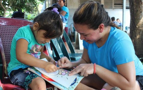 Journalism interview with Sarah Errington regarding El Salvador