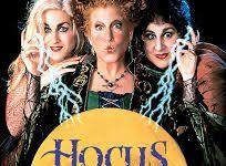 Flashback film review:  Hocus Pocus 1993
