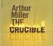 The Crucible to be shown at the Kavinoky Theatre in Buffalo