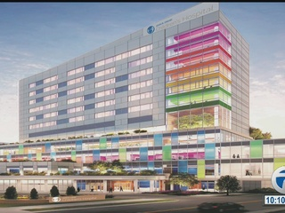 Constructing the Future: Oishei Children's Hospital