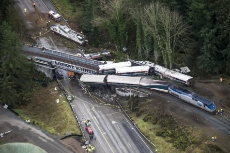 Washington Train Derailment