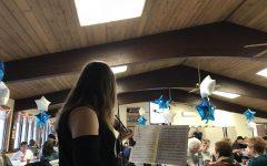 Quaker String Quartet Performance