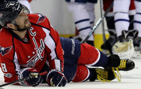 Alex Ovechkin's quest for his eighth 50 goal Season