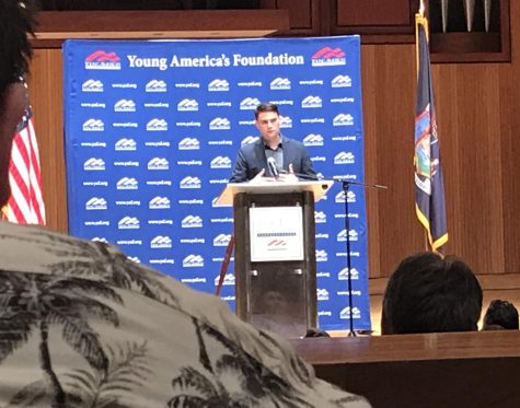 Ben Shapiro at UB