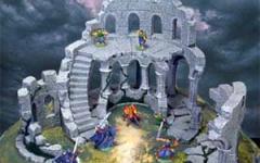 Building castles in the cellar