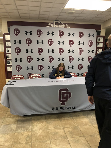 OPHS senior soccer standout Julia Schurr commits to Canisius College
