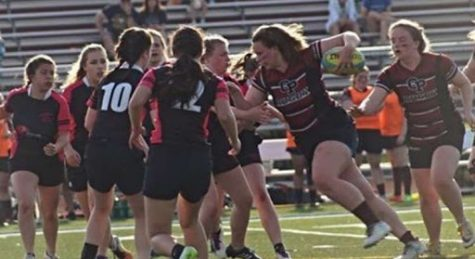 Rugby all-star: OPHS junior Kayla Hoch