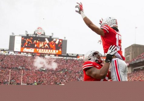 Ohio State Upsets Michigan, 62-39