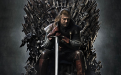 On George R. R. Martin's A Song of Ice and Fire and its HBO adaptation, Game of Thrones