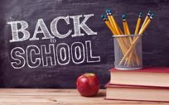 Goodbye summer, and welcome back to school!