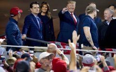 Donald Trump Gets Booed During Game 5 of the World Series