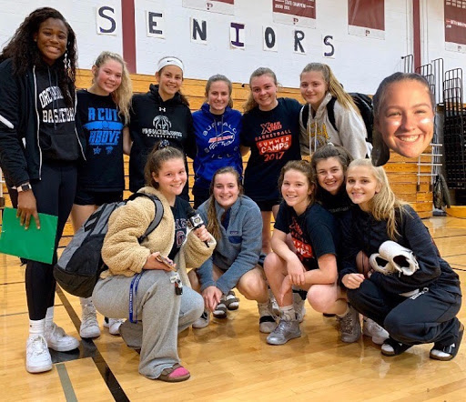 Orchard Park Girls' Basketball Takes the Lead Against Allegany-Limestone on Friday's Game