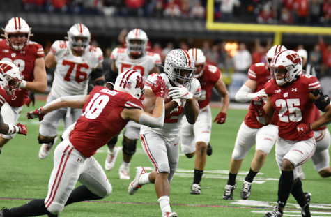 Ohio State comes back to beat Wisconsin in B1G Championship; looks ahead to college playoffs