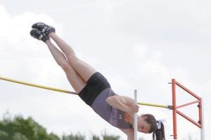 Leah Pasqualetti on Her Pole Vaulting Success and Plans for the Future