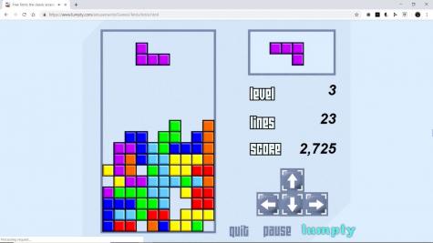 Tetris: On the Rise Again