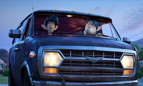 Onward's Ian and Barley